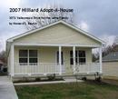 2007 Hilliard Adopt-A-House