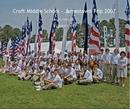 Croft Middle School - Jamestown Trip 2007