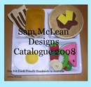 Sam McLean Designs Catalogue 2008