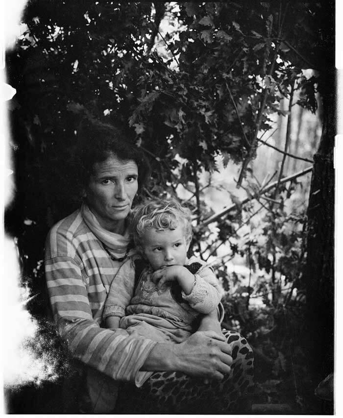 Woman&Child_TheLostRolls