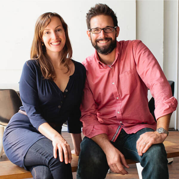 Sharon and Ted Burdett of Strand Design