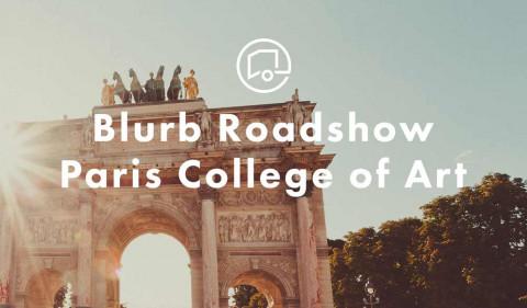 Bonjour, Paris College of Art!