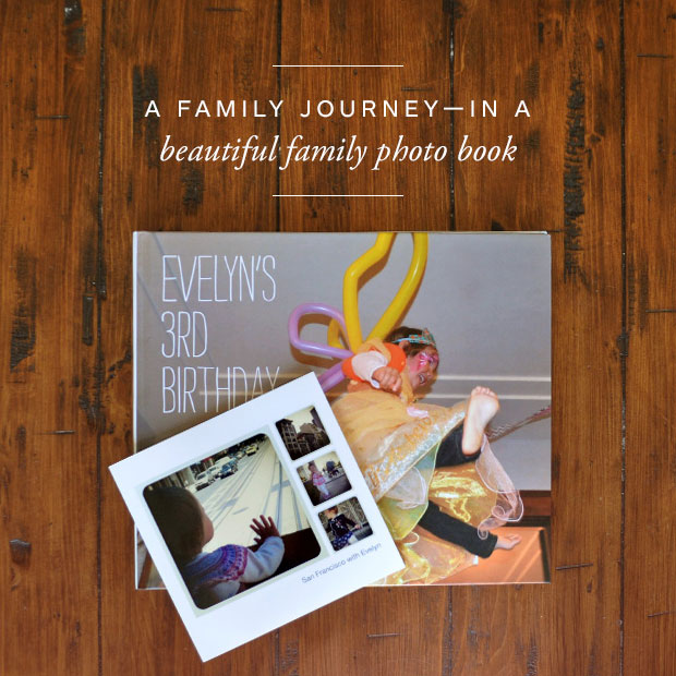 A Family Journey—in a Beautiful Family Photo Book