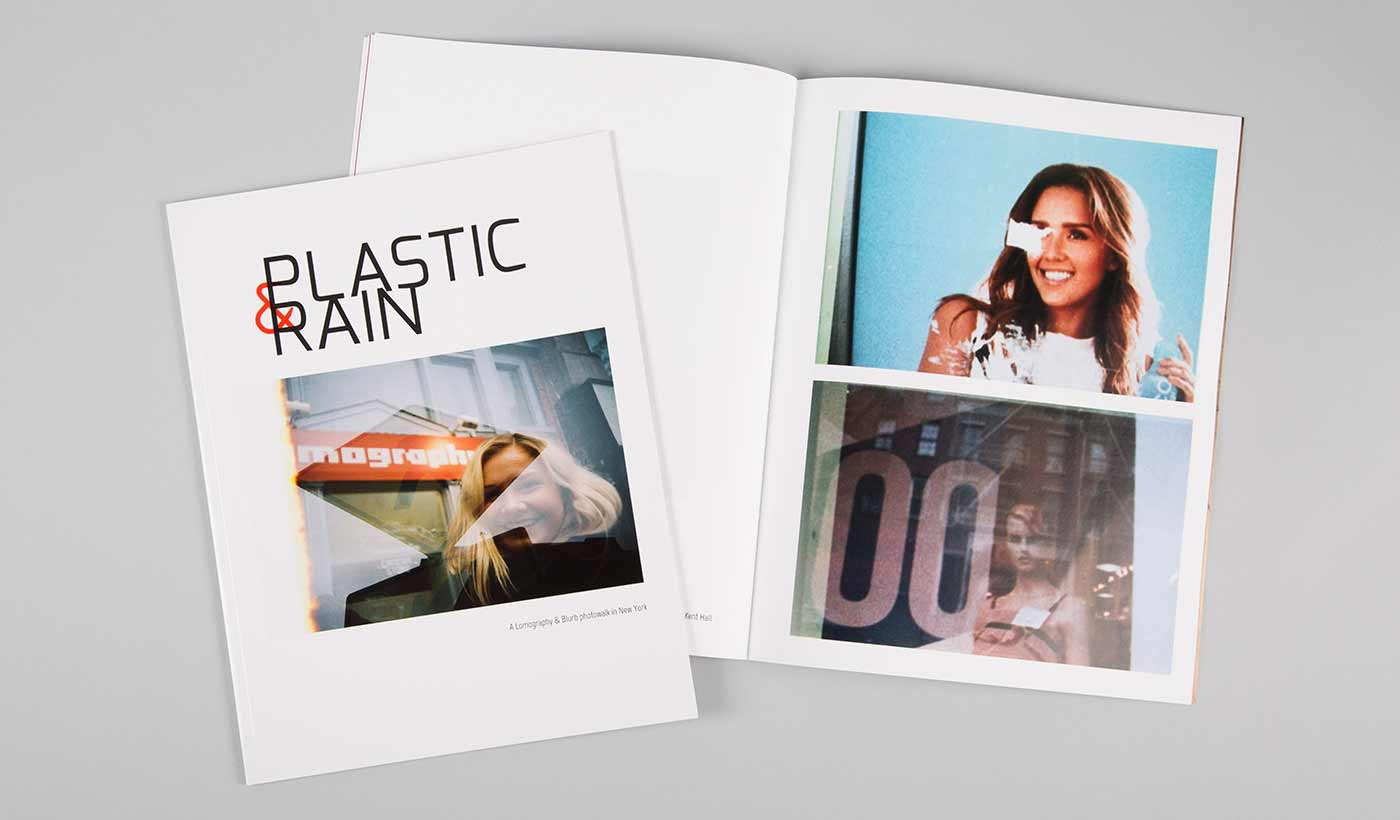 Making a Magazine with Lomography | Blurb Blog