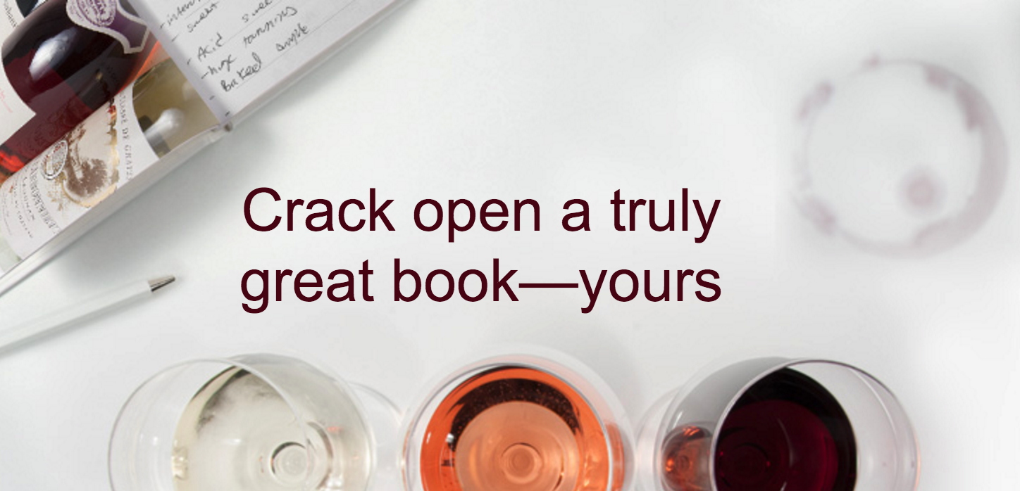 Crack Open a Truly Great Book—Yours