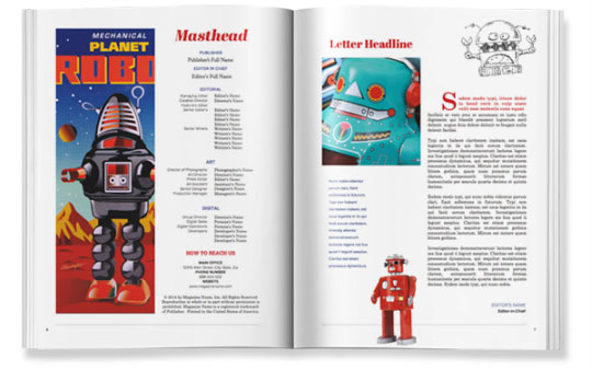 periodical power free magazine templates for bookwright blurb blog