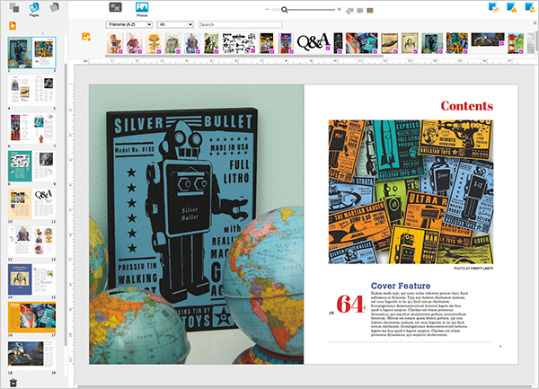 Periodical Power: Free Magazine Templates for BookWright | Blurb Blog