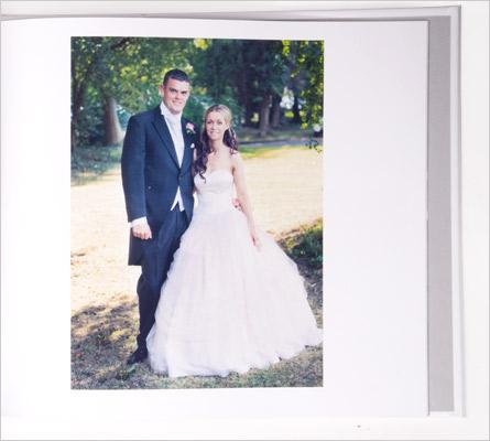 Claire Corr Wedding Book Photographer