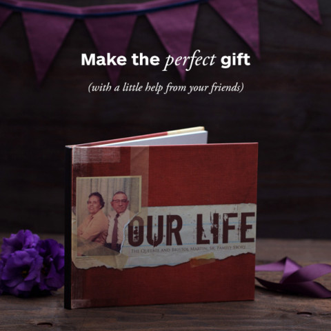 Make the Perfect Gift (with a Little Help from Your Friends)