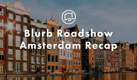 Bikes and Books: Our Amsterdam Roadshow Recap