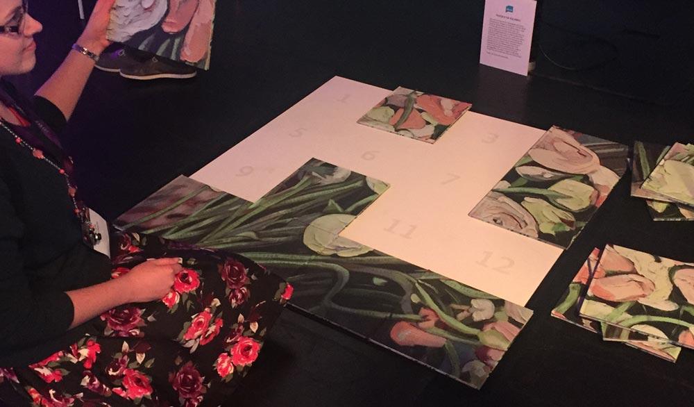 book puzzle