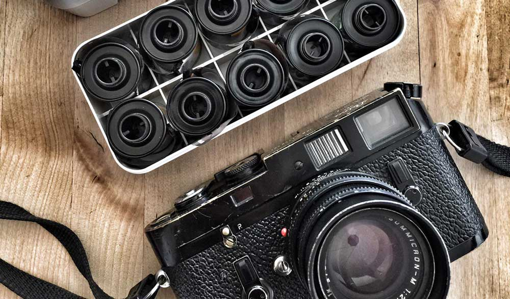 Photography Tip: One Camera, One Lens