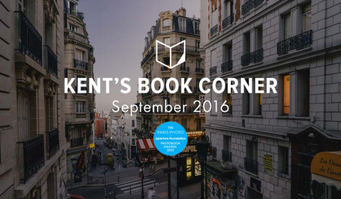 Kent's Book Corner: The Paris Photo/Aperture Photobook Awards
