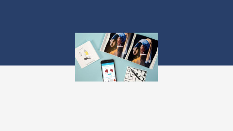 Blurb for iPhone and iPad: Thinking Beyond Photos
