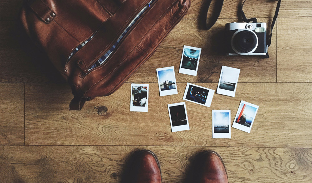 Three Ways to Get into Instant Photography