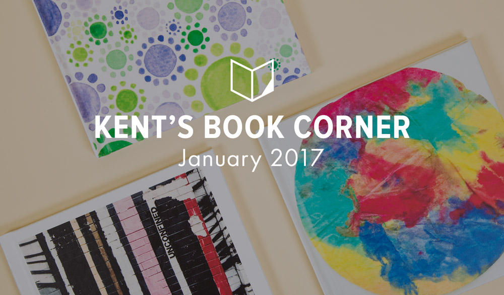 Kent's Book Corner: Books From Our App
