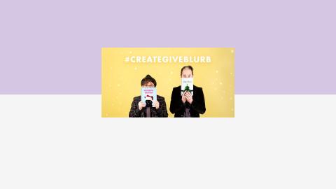 CreateGiveBlurb Contest Winners