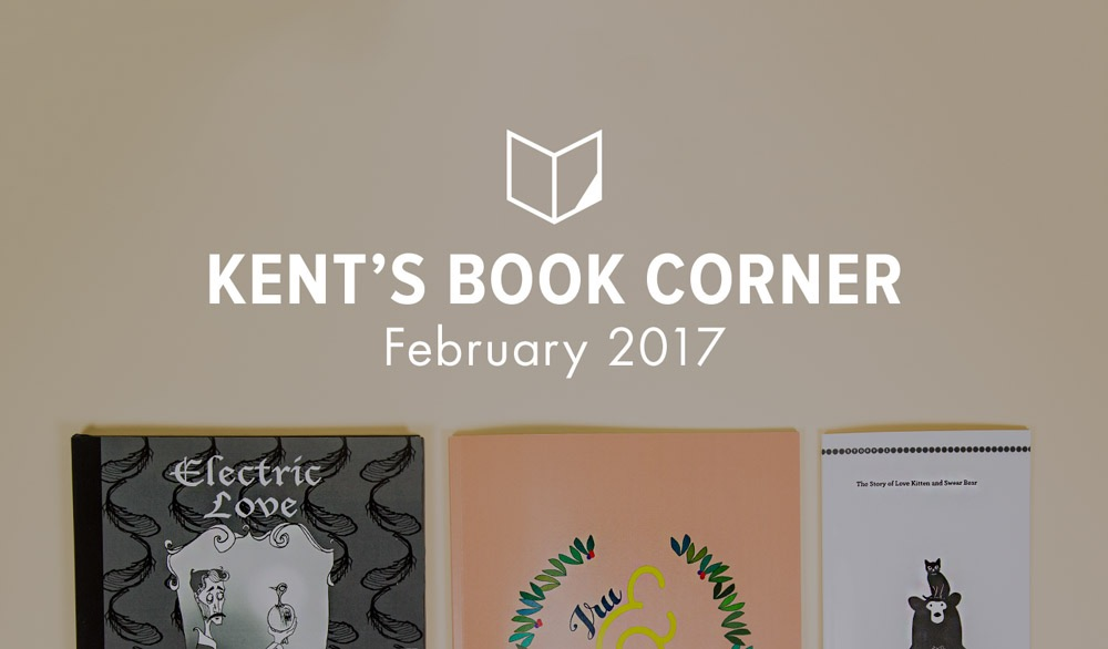 Kent's Book Corner: Quirky Love Stories