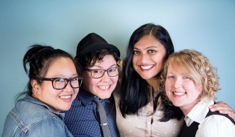 Culture Corner: Lady Bosses at Blurb
