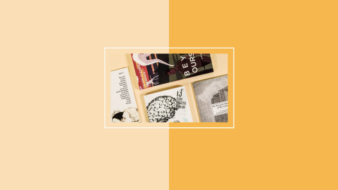 Book Inspiration: Literary Journals and Magazines