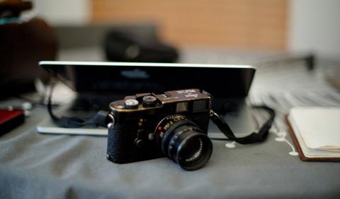 ESSAY: Four, Principle Photography