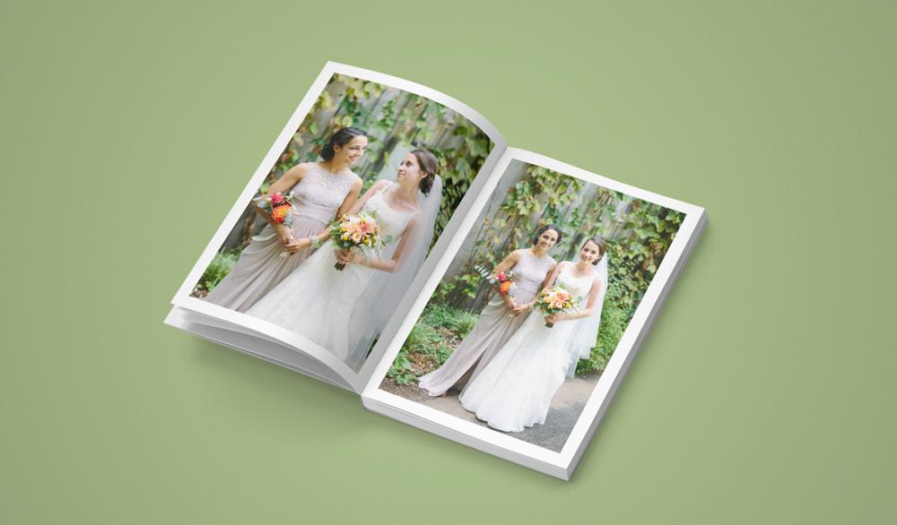 Bridesmaid Gift Album