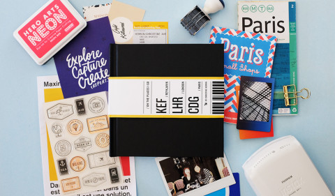 Capture, Collect, and Create: 5 Creative Ways to Spice up your Travel Books