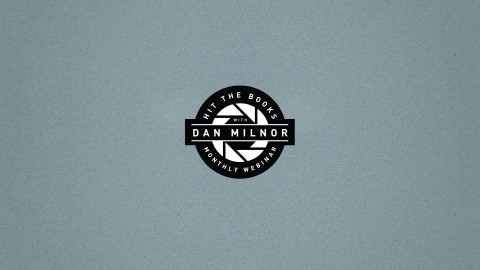 Hit the Books with Dan Milnor: Getting Started