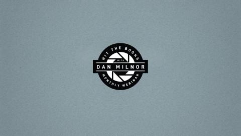 Hit the Books with Dan Milnor: Getting Started Webinar Recap