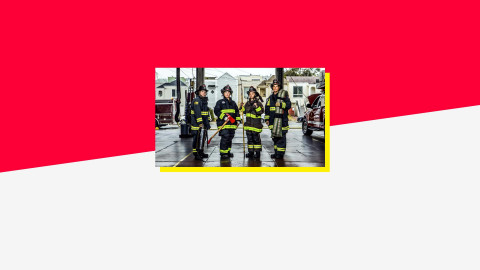 Behind the Book with Christie Hemm Klok and the Women of the SF Fire Department