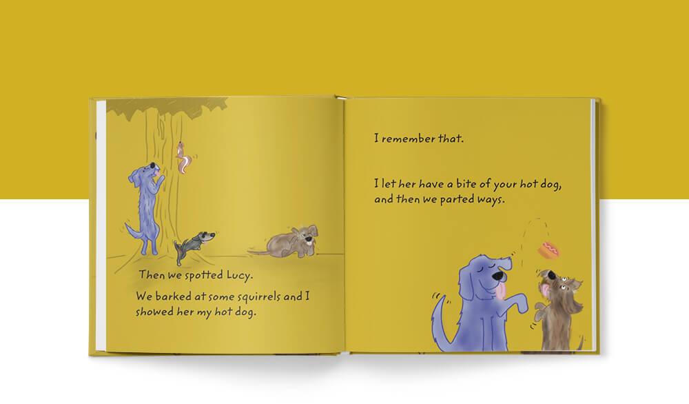 Children's Book, Behind the Book, Portfolio, BookWright