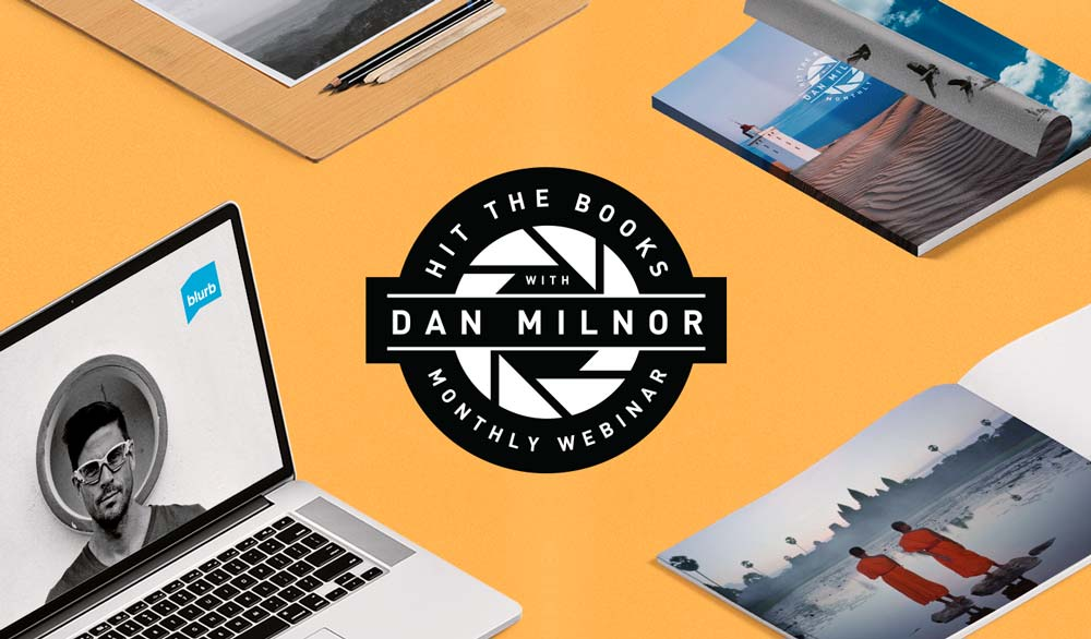 Hit the Books with Dan Milnor: Storytelling Through Images – Webinar Recap