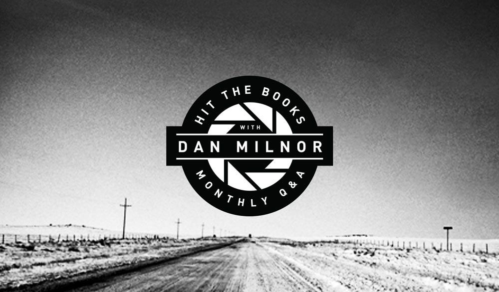 Hit the Books with Dan Milnor: Your Portfolio Book