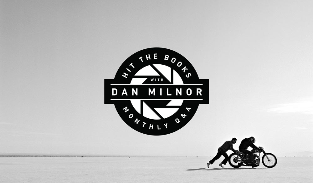 Hit the Books with Dan Milnor: Create Your Own Luck