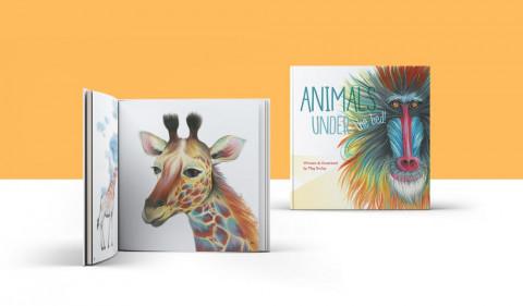 Meg Smiley's Self-Published Children's Book with Blurb + Kickstarter