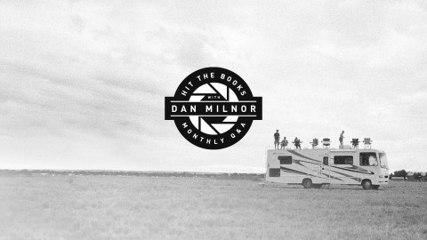 Hit the Books with Dan Milnor: Preserving & Documenting Through Photography