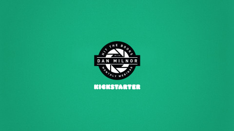 Hit the Books with Dan Milnor, Kickstarter, and Author Meg Smiley