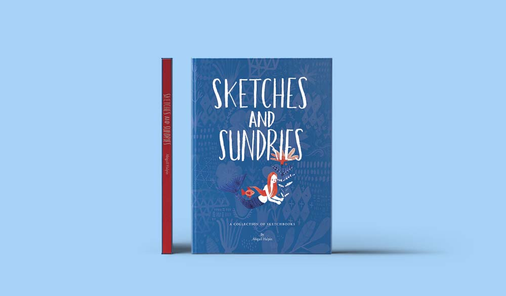 Giving Sketchbooks New Life with Artist Abigail Halpin