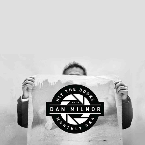 Hit the Books: Making Art with Dan Milnor