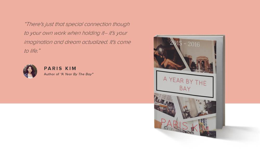 Paris Kim, A Year by the Bay