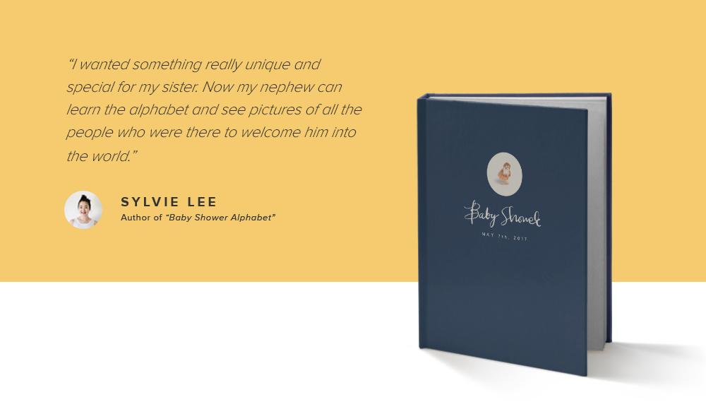 Sylvie Lee, Baby Shower Alphabet