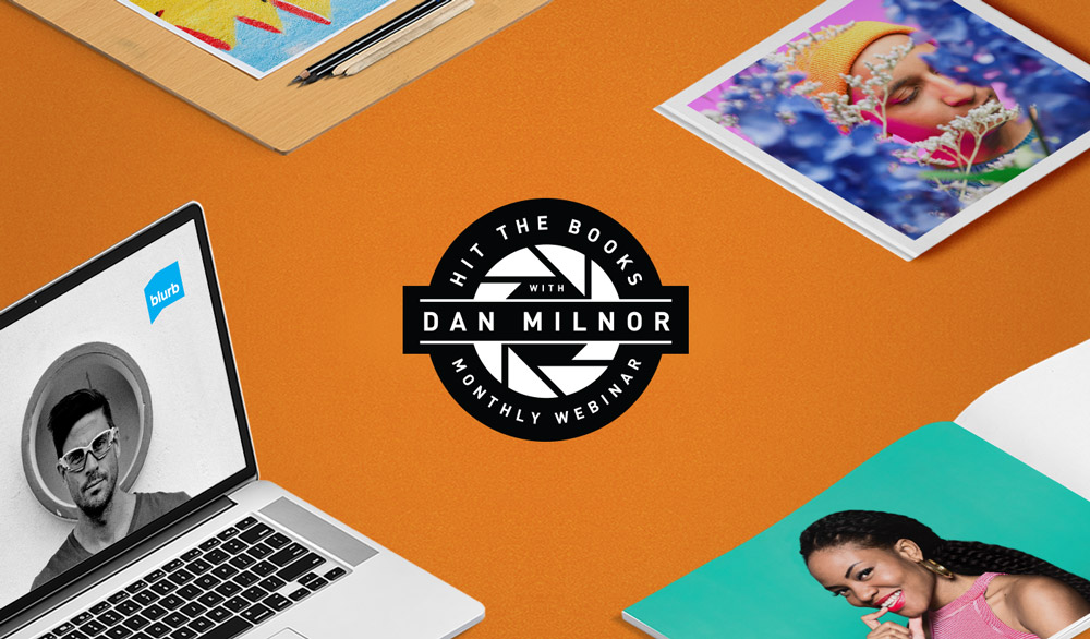 Hit the Books with Dan Milnor: Portrait Photography – Webinar Recap