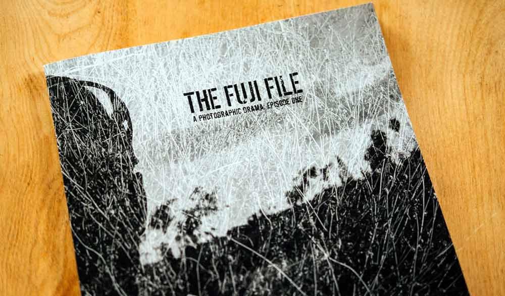 Fuji File Magazine cover