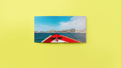 Travel Color in Layflat