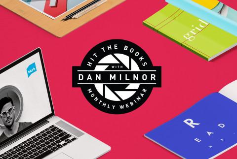 Hit the Books with Dan Milnor: Book Layout & Design Ideas | Webinar Recap
