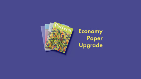 Introducing Blurb's New Economy Magazine Paper