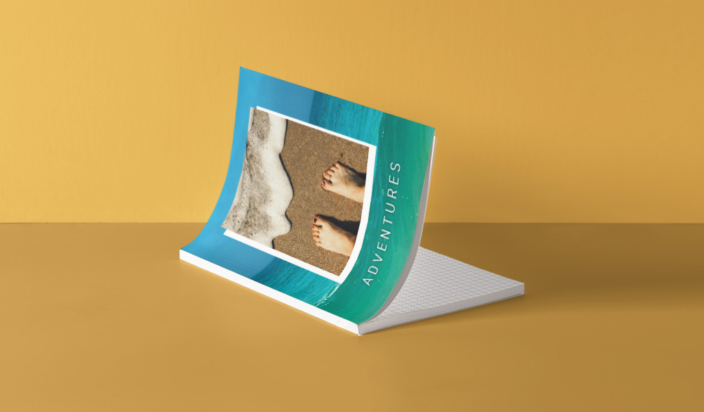 Make a Custom Travel Journal