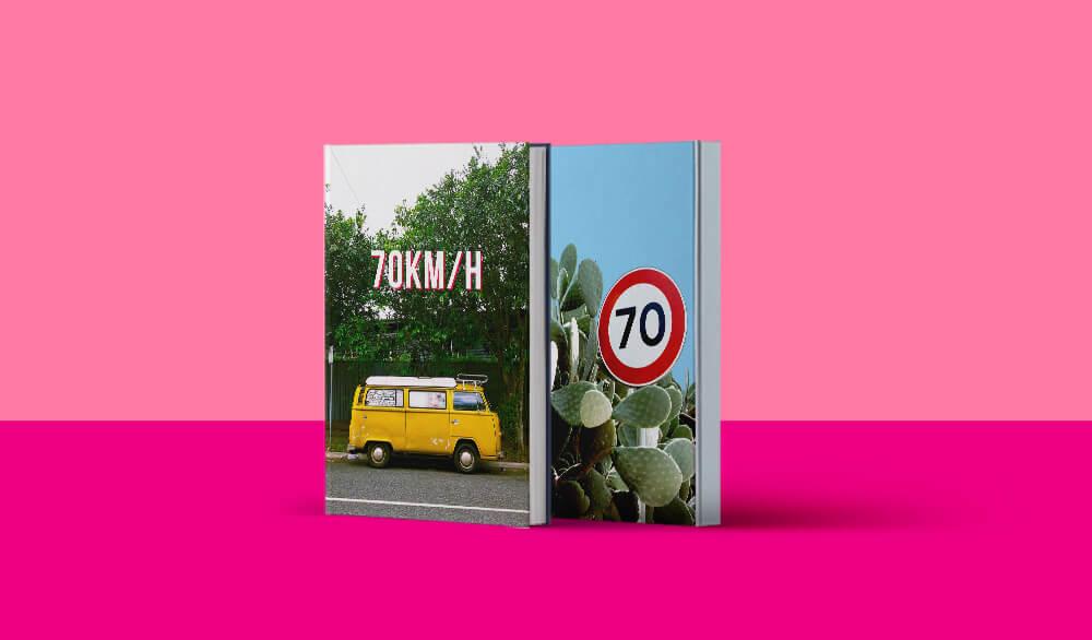 Creative journal ideas: Travel journal