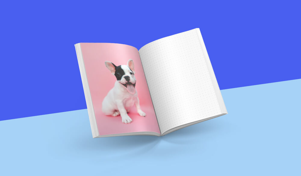 Creative journal ideas: Yearly journal