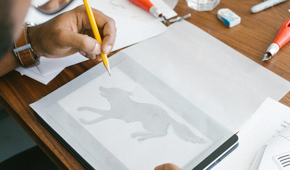 Tool #3: Tracing Paper